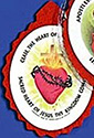 Badge-Sacred Heart