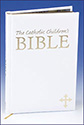 Bible-Child, White