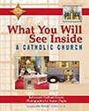 Book-What Will You See Inside, Catholic Church