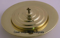 Communion Plate Cover-Brasstone