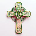 "Cross- 10"", Celtic Wall Cross"