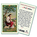 Holy Card-Act Of Contrition