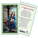 Holy Card-Jesus Shepherd