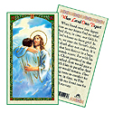 Holy Card-Jesus Welcoming Soul