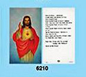 Holy Card-Sacred Heart