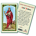 Holy Card-St Barbara