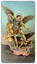 Holy Card-St Michael Archangel