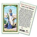 Holy Card-St Philomena