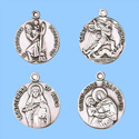 Patron Saint Pendants