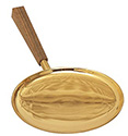 Paten-Communion, Gold Plate