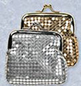 Rosary Case-Gold