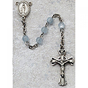 Rosary-Pearl, Blue