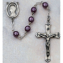 Rosary-Pearl, Violet