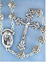 Rosary-Silver