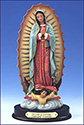 Statue-Lady Of Guadalupe-  8