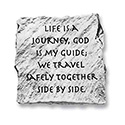 Visor Clip-Life Is A Journey